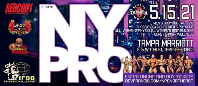 2021 New York Pro