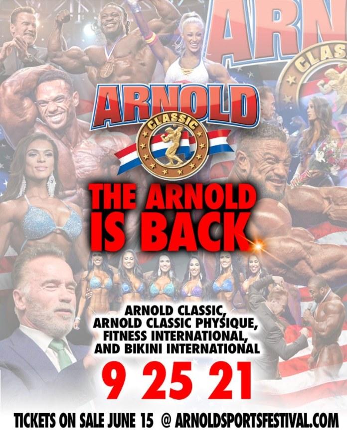 Arnold Classic 2021
