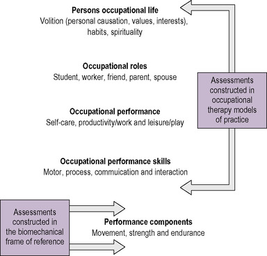 The biomechanical frame of reference in occupational therapy ...