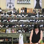 サンセバスチャンでワインを買いに。