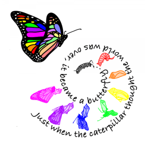 Butterfly Quote Muse Disability Services