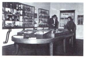 Le musée en 1951