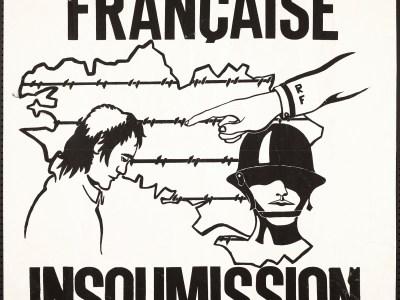 Un don d'affiche : «Conscription française, insoumission bretonne»