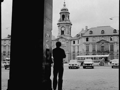 Des lycéens à la découverte des photographies de Charles Barmay : Rennes photographiée, entre regard(s) et mémoire(s)