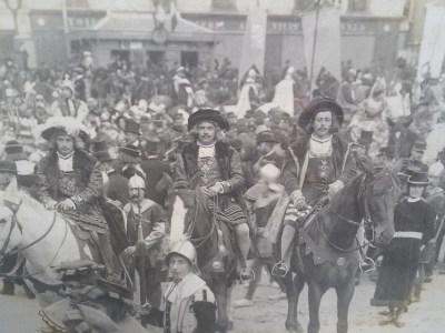 Fête du rattachement de la Bretagne à la France en 1911, une photographie entre dans les collections