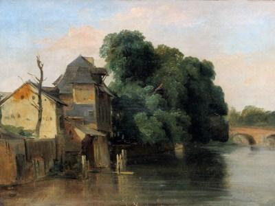 Rennes par Jules Coignet, une nouvelle œuvre dans les collections