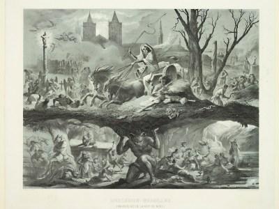 La Bretagne par l'image – La Bretagne, terre de superstitions ?