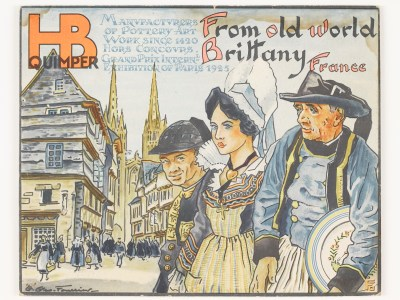 La Bretagne par l'image – La Bretagne, star de la publicité