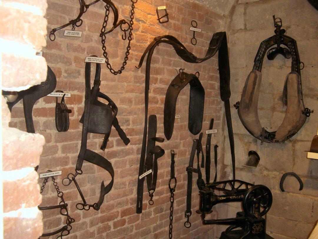 Musée d'Ostrevant Bouchain RDC 5