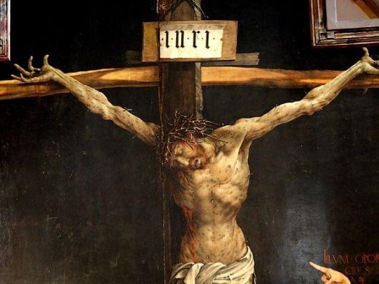 """Résultat de recherche d'images pour """"le christ de grunewald"""""""