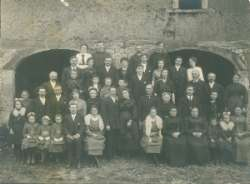 Mariage Lepleux Bucaille 1921