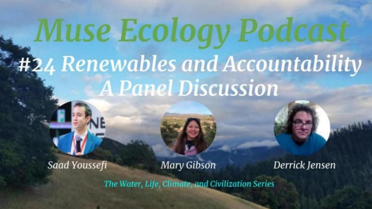 #24 Renewables and Accountability:  A Panel Discussion