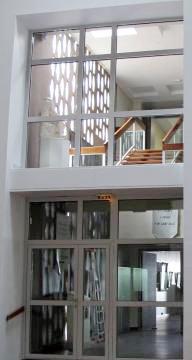 escalier encloisonné