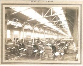 usine berliet 1916
