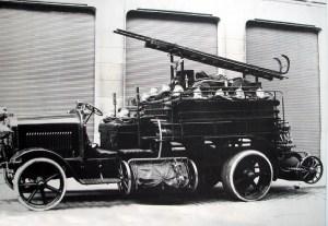 Le fourgon-pompe CBA