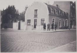 La rue esseghem dans les années 1940 1950.