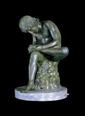 Spinario, Scultura, I secolo a.C., Bronzo, cm 73