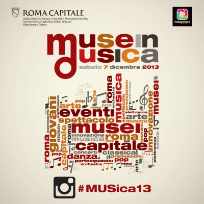 Contest Musei in Musica su Instagram