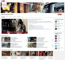 Canale YouTube dei MiC