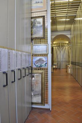 Per la #MuseumWeek apriamo le porte ai magazzini della Galleria d'arte Moderna di Roma Capitale #ADayInTheLife