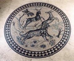#MuseumMastermind: Quando, dove e perché fu realizzato questo mosaico? #MuseumWeek