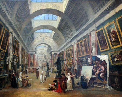 Hubert_Robert_-_Projet_d'aménagement_de_la_Grande_Galerie_du_Louvre_(1796)