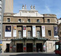 Zaragoza_-_Teatro_principal_-_Fachada