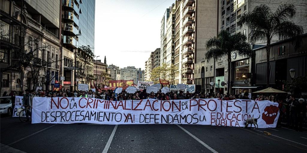 De la Reforma al procesamiento judicial