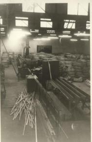 Interior fábrica