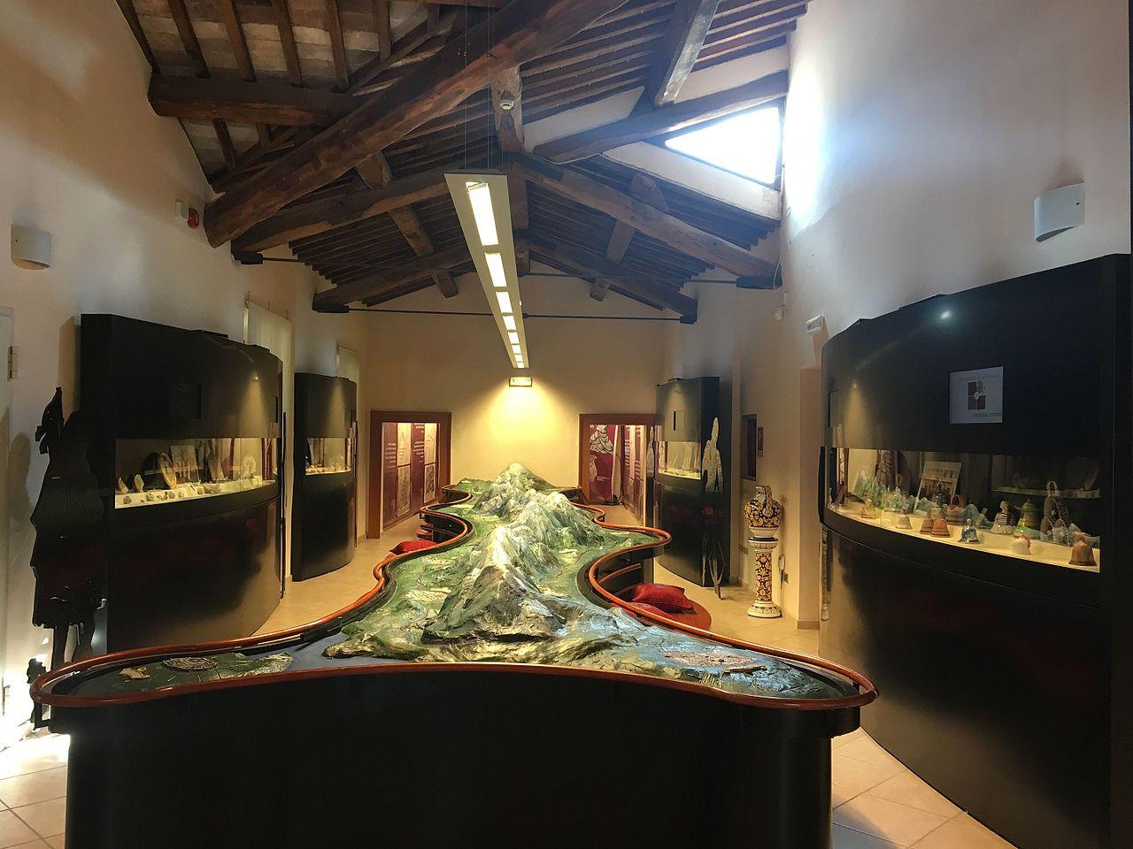 Sezione francigena_museo della città acquapendente