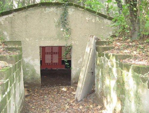 museo della citta - ricostruzione tomba etrusca1