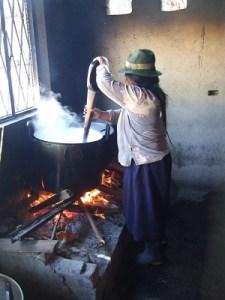 Mujer quechua (Ecuador). Alberto Venero