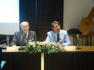 Antonio Piñero Rodríguez y Feliciano Correa Gamero