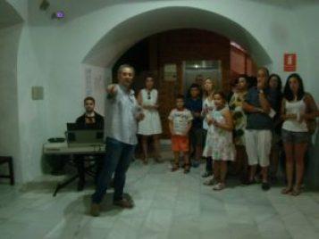 09 Voces de un Museo. 16-07-16