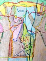 MARIANA ROBLES el mapa de mi padre