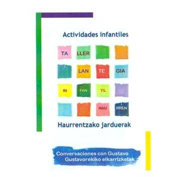 """Taller Infantil """"Conversaciones con Gustavo / Gustavorekiko elkarrizketak"""". Los días 12, 15 y 16 de octubre en el Museo Gustavo de Maeztu."""