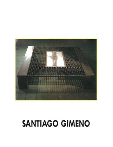 Santiago Gimeno. Catálogos museo Gustavo de Maeztu
