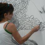 """Ana Gallardo: """"El artista viejo, o es muy famoso, o no existe"""""""
