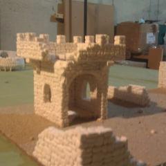 Carnage4u's Terrain Blog #4 (Progress on Ruined City Project)