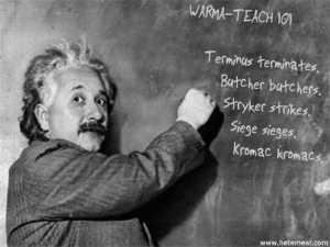 EinsteinKromacs