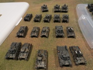 German Tank Company