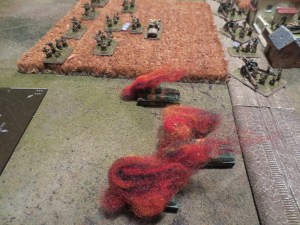 Stuka aftermath