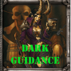 Dark Guidance 18: Left Unsupervised