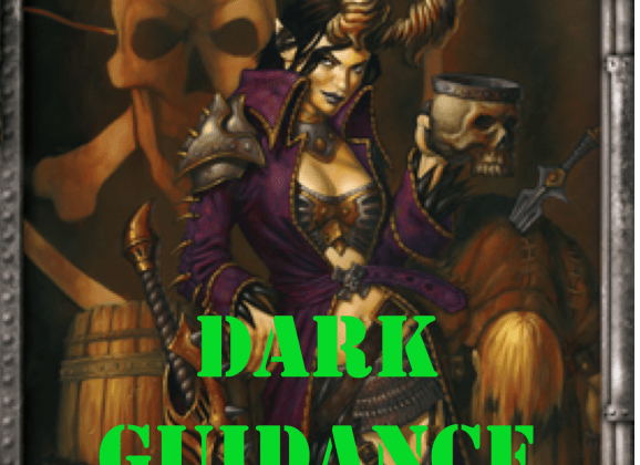Dark Guidance 72: Itsa Spicy Errata