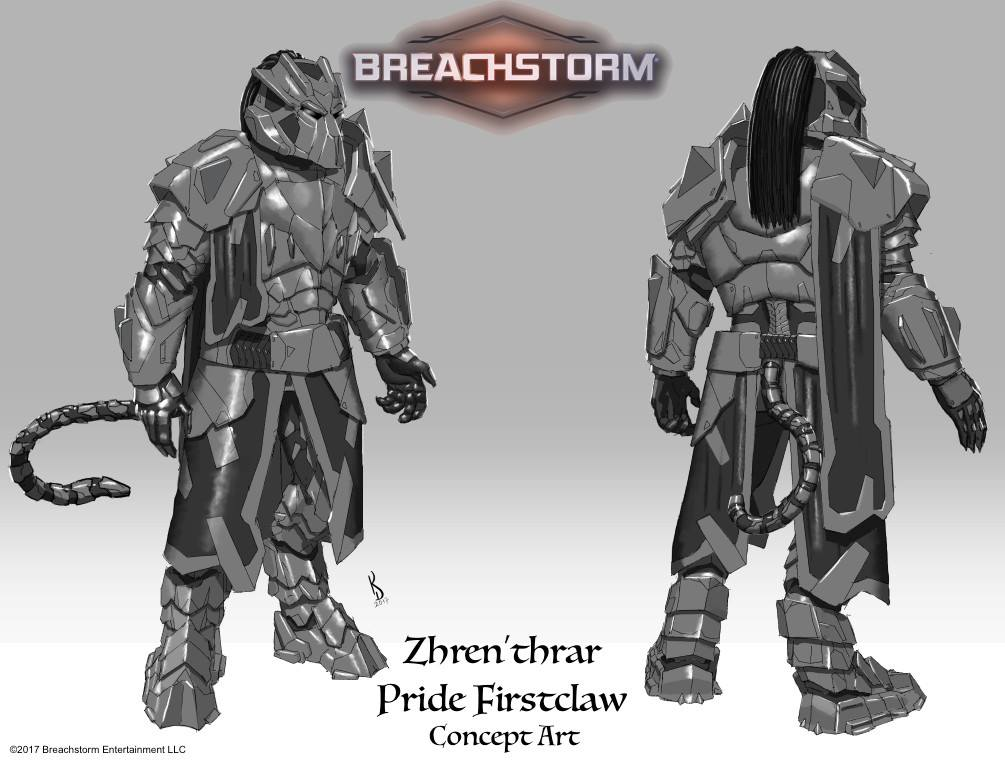 Introducing Breachstorm – Sci-Fi Skirmish Action! | Muse on Minis