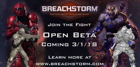Breachstorm Open Beta – Begins March 1st!