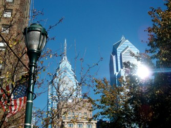 Philadelphia, USA. It's strange how time gets used on international projects: fourteen hours flying and three days away from home for a thirty minute meeting. Worth it though. But sadly Philadelphia isn't America's most interesting city.
