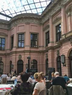 Berlin. We presented at the Communicating The Museum conference 2016 there.