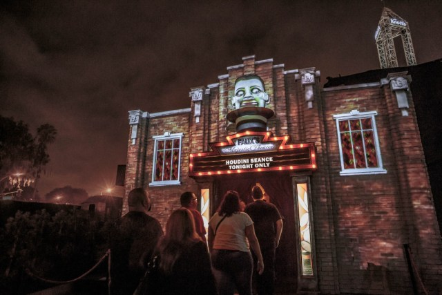 Black Magic Opening Knott's Scary Farm