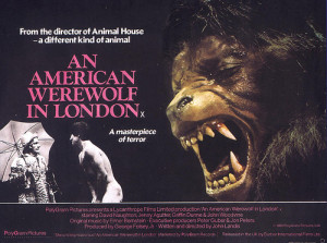 an american werewolf in london poster-1